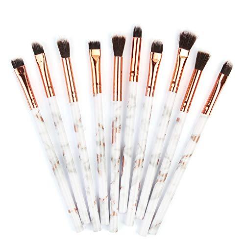 Pinceaux Maquillages Ensemble De Pinceaux De Maquillage Multifonctionnels 10pcs