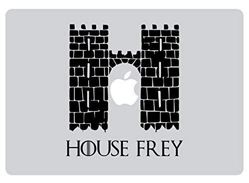 Lsmaa Game of Thrones grote huizen | Macbook Sticker | Laptop decal | Vinyl teken | House Targaryen House Frey