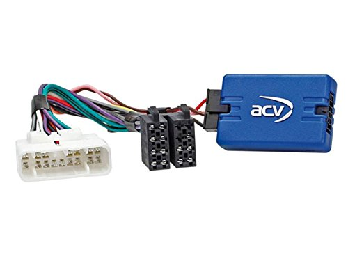 günstig EHO Adapter für Lenkradfernbedienung LFB Isuzu D-Max 2012-> Clarion Vergleich im Deutschland
