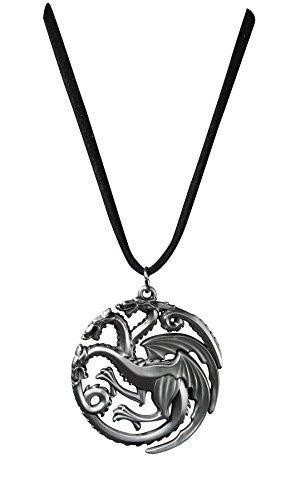 The Noble Collection Targaryen Sigil Colgante (disfraz)
