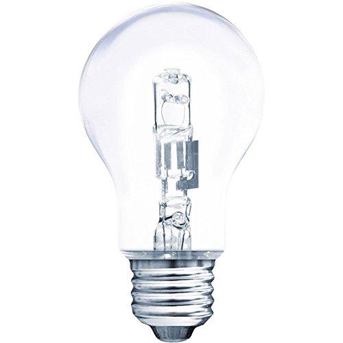 Müller-Licht Halogen AGL-Form A55 30 W 37 W Ersatz E27 405 lm 2900 K dimmbar, 16443