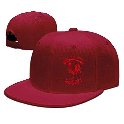 Hot Chili Sauce Sriracha Addict Year of The Rooster Cap Unisex Baseball Hat Classic Baseball Cap