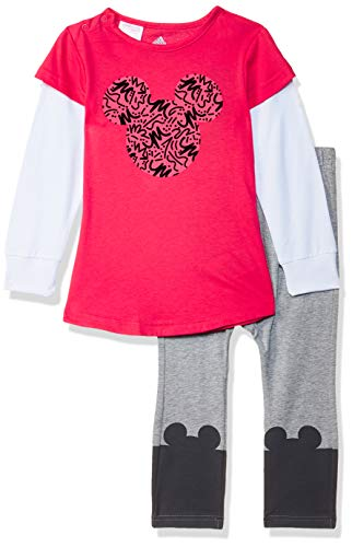 Adidas Disney Mickey Meisjes joggingpak trainingspak