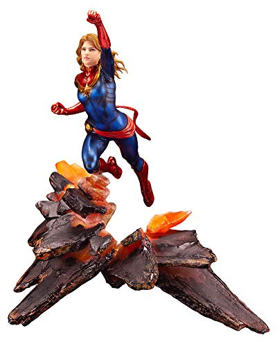 Captain Marvel ArtFX Premier
