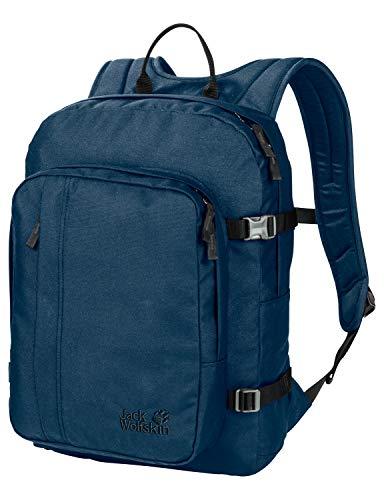 Jack Wolfskin Campus Jours Sac à Dos, Daypacks Adulte Unisexe, Poseidon Blue, One Size