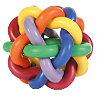 Colourful fun game for your dog Made of natural rubber Interesting texture and shape for endless hours of fun High quality design Good value