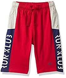 Ajile By Pantaloons Boys  Regular Fit Shorts