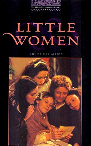 Little Women: Stage 4: 1,400 Headwords (Oxford Bookworms)の詳細を見る