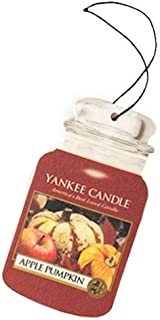 Yankee Candle Apple Pumpkin Car Jar (Single, Paperboard)