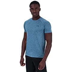 Under Armour Men's Size Chart Bring a technological advantage to your training with the Under Armour® Tech Short Sleeve Tee. All Under Armour® Apparel features a tagless design or tear-away tag with no left-over pieces. Loose fit is a generous, full ...
