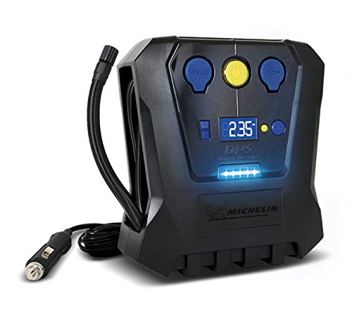 MICHELIN 009519 Compresseur Digital Programmable 12V , 6,9 Bars