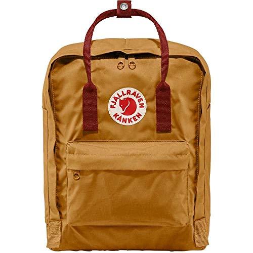 FJÄLLRÄVEN Kånken Unisex Children's School Backpack, womens, 112187_136276, brown, 16 litres
