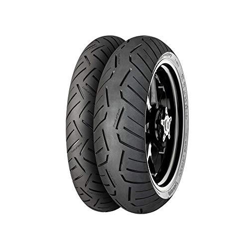 CONTINENTAL 180/55 ZR17 73W CONTIROADATTACK 3 GT -55/55/R17 73W - A/A/70dB - Moto Pneu