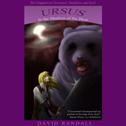 Ursus audiobook cover art