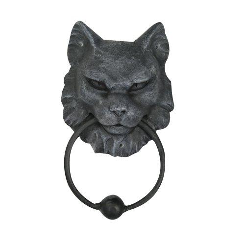 Pacific Giftware Cat Gargoyle Door Knocker
