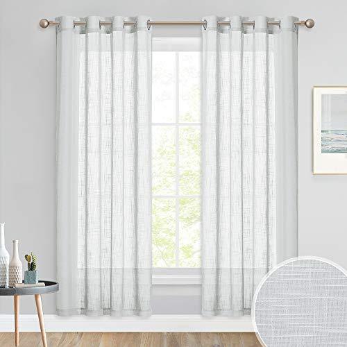 cortinas salon 2 piezas gris claro