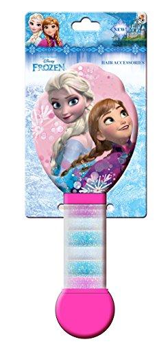 Disney Frozen Cepillo Pelo con Gomas, 20 cm (Kids WDFR017)