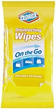 Clorox Disinfecting Wipes, Citrus Blend, 15 count - Pack of 3