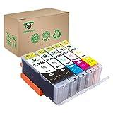 Supricolor Compatible PGI-270XL CLI-271XL Ink Cartridges, Replacement 270 271 Ink Cartridges