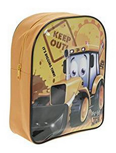 Trade Mark Collections JCB Backpack