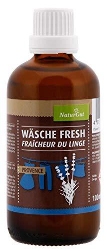 NaturGut Wäsche Fresh Provence 100ml frischer Wäscheduft Duft von frischem Lavendel