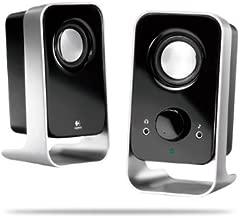 Logitech 2.0 Multimedia Speaker System LS11