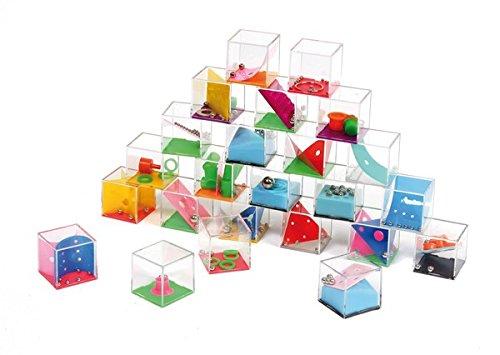 DISOK - Juego De Habilidad - Juegos de Habilidad Originales, niños, cumpleaños Infantiles. Detalles para Niños y Adolescentes Bodas, bautizos y comuniones