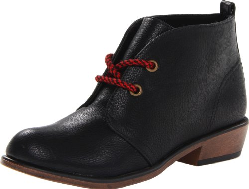 Dirty Laundry by Chinese Laundry Women's Pitch Bootie,Black,9.5 M US