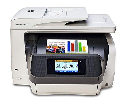 Comprar Impresora HP OfficeJet Pro 8730 AiO Opiniones