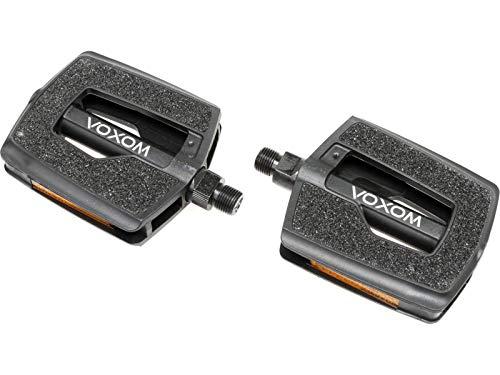 Voxom Trekking Pedale Pe1 schwarz, One Size