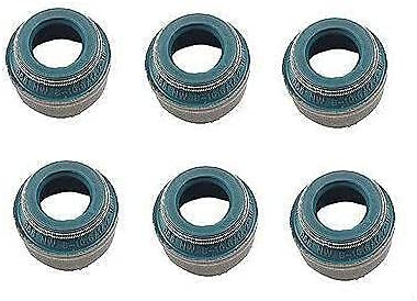 6 Compatible with Porsche 911 Ranking TOP13 Max 64% OFF Valve Stem Engine Seal Oil