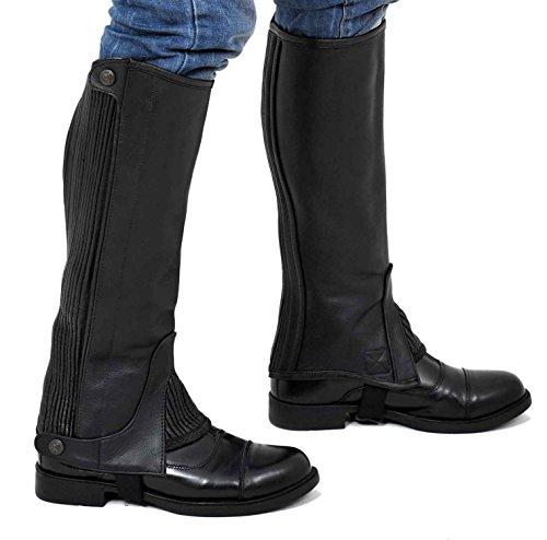 Riders Trend Full Grain Leather - Polainas/chaparreras de h