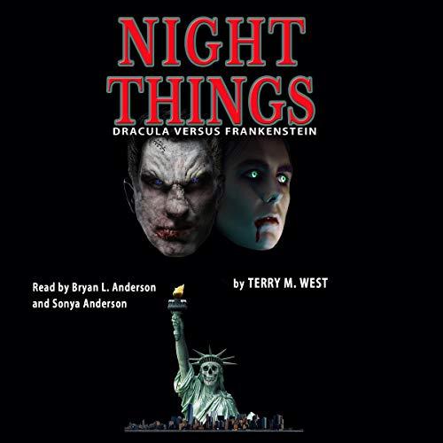 Night Things cover art