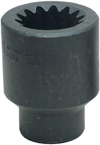Wright Tool #5838#5 Spline Drive Socket Standard Impact 6-Point Outlet Max 64% OFF SALE