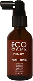 ECOCARE Scalp Tonic, 2 fl. oz. - Supplement for Hair Regrowth - Soothe Itchy and Dry Scalp - for Men and Women - No Paraben - Made in USA