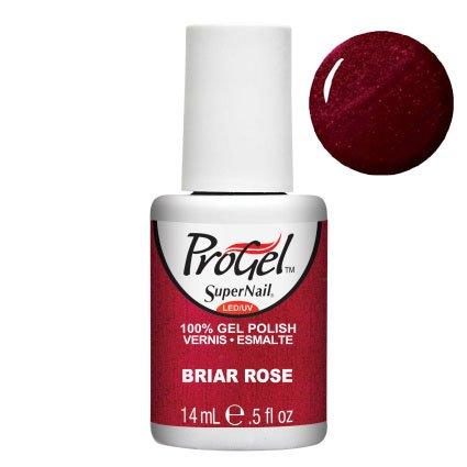 Nuovo legno Rose SuperNail ProGel smalto, 14 ml