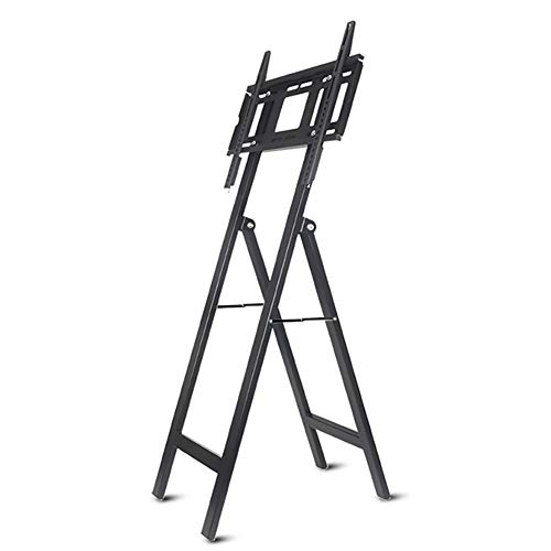SOAR TV bracket Stand TV Stand Table Portable TV Rack Mobile Floor Stand Advertising Screen Conference Cart 32-65 Inch Universal (Size : 108cm)