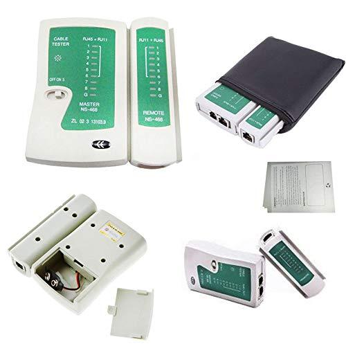 Duanlin Telefon RJ11 RJ12 RJ45 CAT5 UTP Netzwerk USB LAN Kabel Remote Test Tester Tool