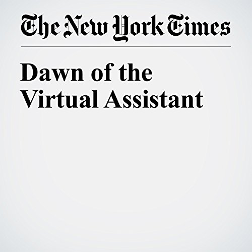 Dawn of the Virtual Assistant cover art