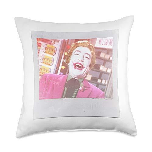 Batman Classic TV Series Captured Throw Pillow, 18x18, Multicolor