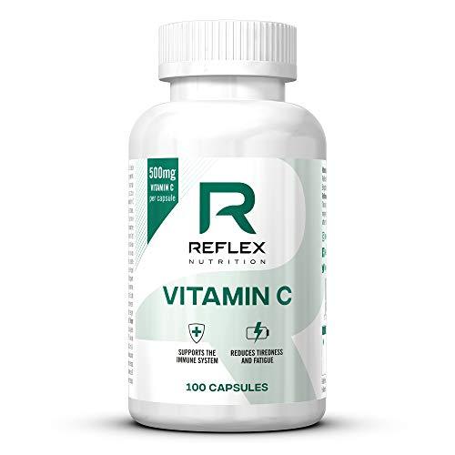 Reflex Nutrition Vitamin C Supplement, 500 mg