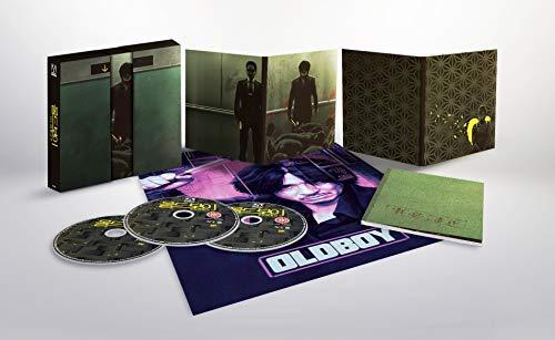 Oldboy Limited Edition [Blu-ray]