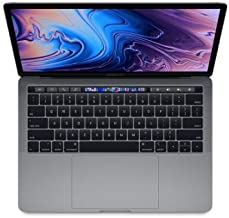 "Apple MacBook Pro (13"" Retina, Touch Bar, 2.4GHz Quad-core Intel Core i5, 16GB RAM, 256GB SSD) - Space Gray (Latest Model)"