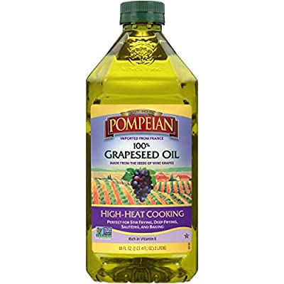 Pompeian 100% Grapeseed Oil Image