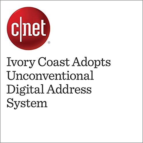 Ivory Coast Adopts Unconventional Digital Address System  cover art