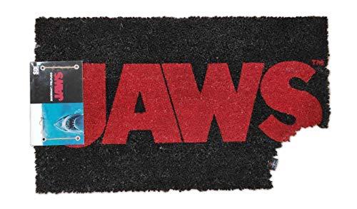 SD toys- Jaws Logo Felpudo Tiburon (SDTUNI22297)