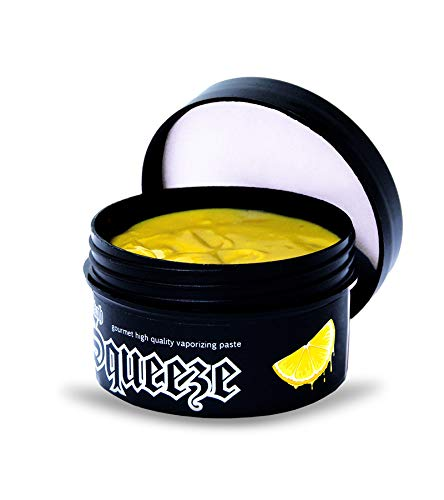 hookahSqueeze Dampfpaste Shisha 50g Lemon Zitrone
