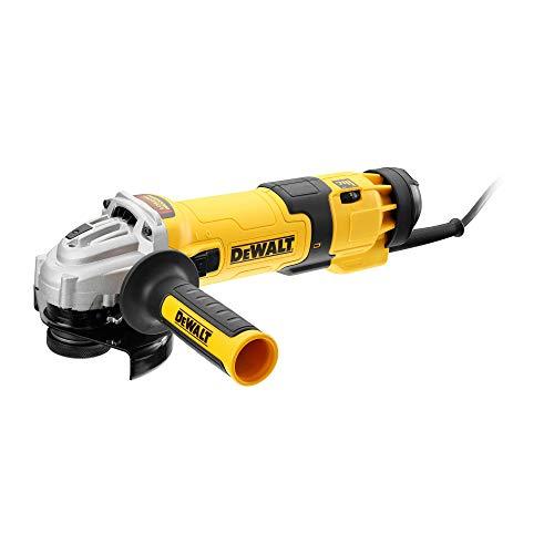 DEWALT DWE4246-QS Mini-Amoladora 115 mm 1.200W 10.500 RPM Electrónica +