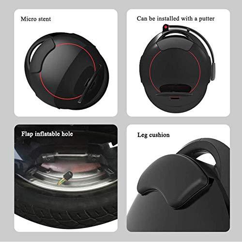 Elektro-Einrad ergonomisch mit Stahlrahmen Bild 4*