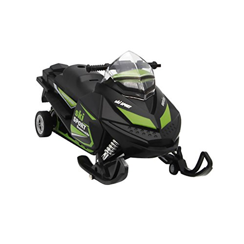 1:32 Druckguss Schneemobil Motorrad Modell Spielzeug Motorrad für Jungs